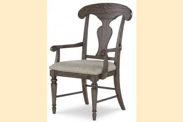 Legacy Brookhaven Splat Back Arm Chair