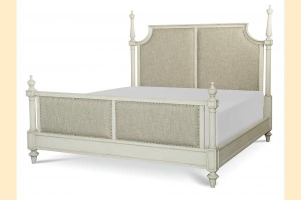 Legacy Brookhaven King Upholstered Bed
