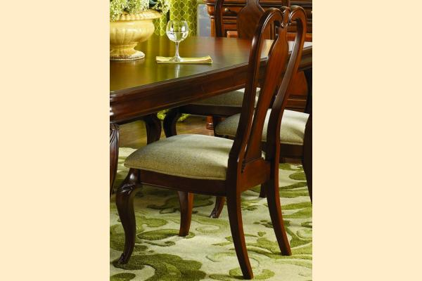 Legacy Evolution Queen Anne Side Chair