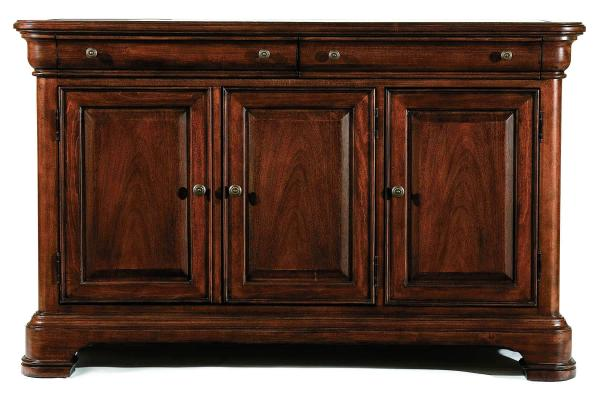 Legacy Evolution Marble Top Credenza