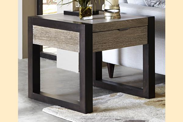 Legacy Helix Rectangular End Table