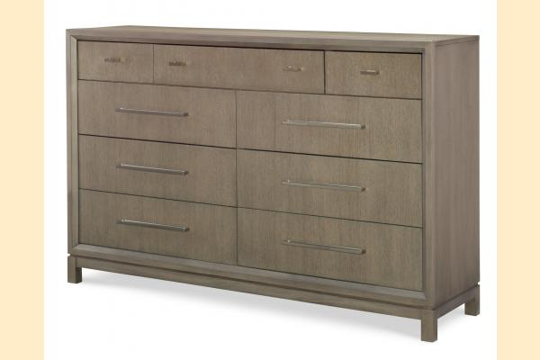 Legacy High Line 9 Drawer Dresser