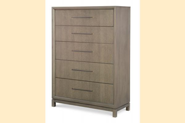 Legacy High Line 5 Drawer Chest
