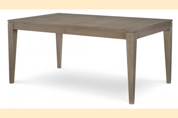 Legacy High Line Leg Table w/ One 18 Inch Leaf