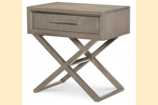 Legacy High Line Bedside Chest