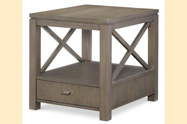 Legacy High Line End Table