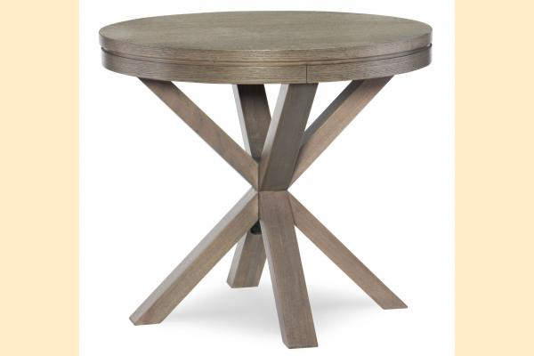 Legacy High Line Round Lamp Table
