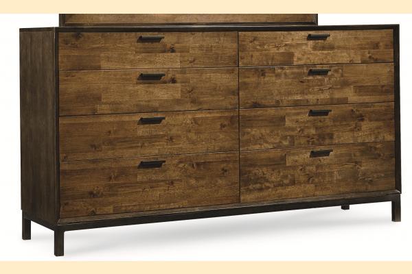 Legacy Kateri 8 Drawer Dresser