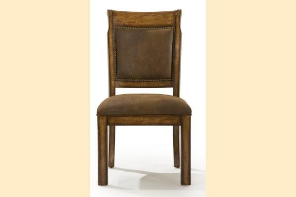 Legacy Larkspur Upholstered Back Side Chair