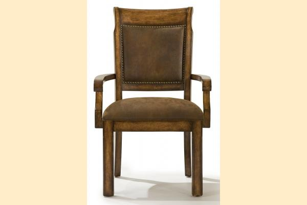 Legacy Larkspur Upholstered Back Arm Chair