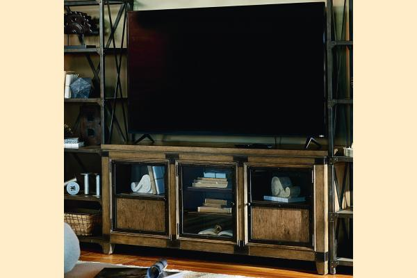 Legacy Metalworks Entertainment Console