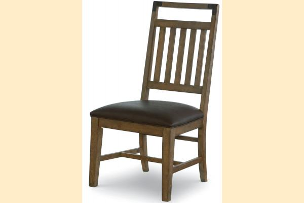 Legacy Metalworks Splat Back Side Chair