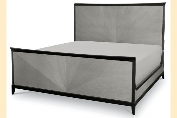 Legacy Symphony Cal-King Panel Bed