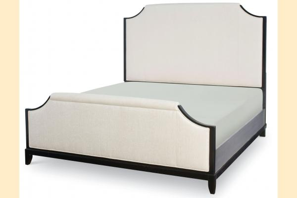Legacy Symphony Cal-King Upholstered Bed