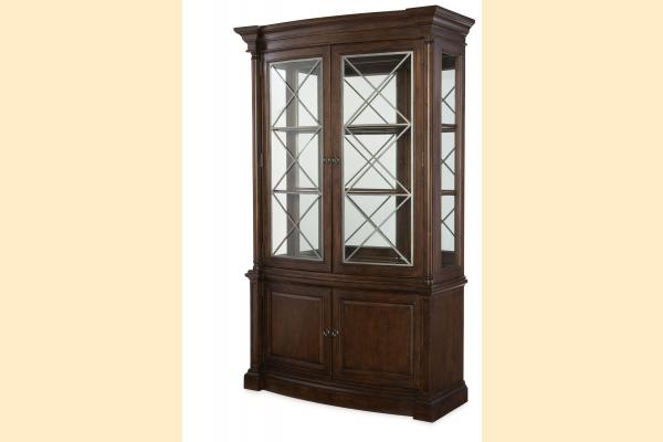 Legacy Upstate Display Cabinet