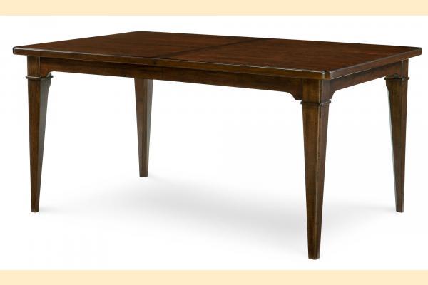 Legacy Upstate Leg Table w/ One 18 Inch Leaf