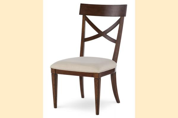Legacy Upstate X Back Side Chair
