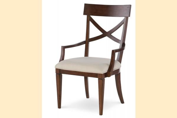 Legacy Upstate X Back Arm Chair