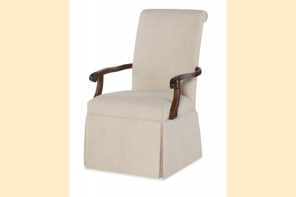 Legacy Upstate Host Arm Chair