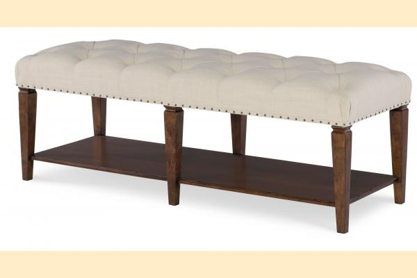 Legacy Upstate Upholstered Bench
