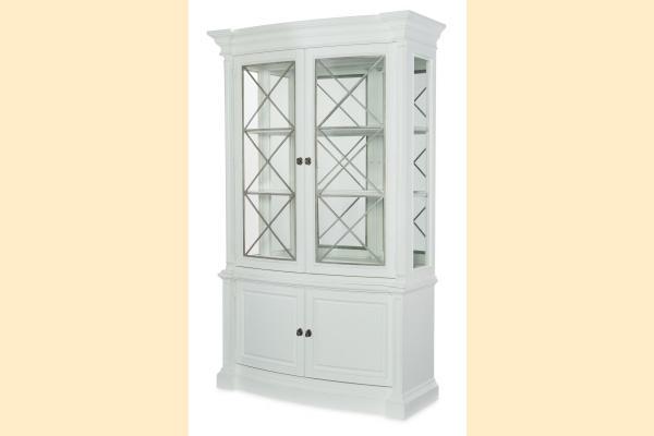 Legacy Upstate Display Cabinet-Bianco