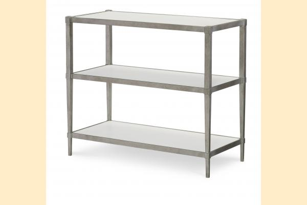 Legacy Upstate Book Table-Bianco