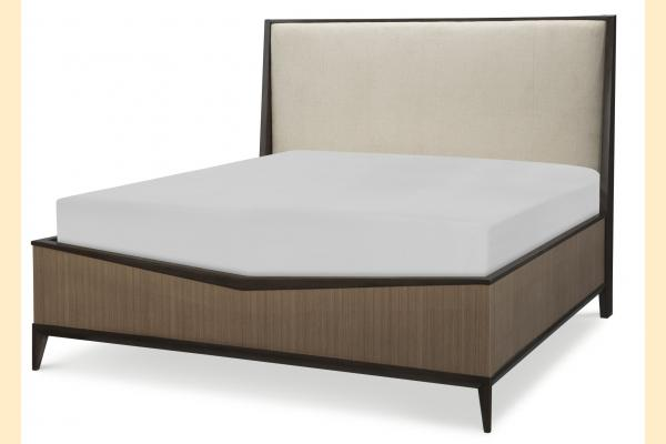 Legacy Urban Rhythm Cal-King Upholstered Bed