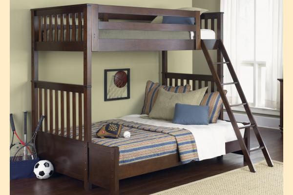 Liberty Abbott Ridge Youth Twin Over Full Bunk Bed