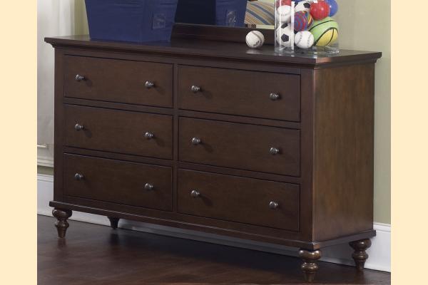 Liberty Abbott Ridge Youth 6 Drawer Dresser