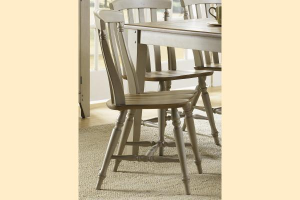 Liberty Al Fresco Slat Back Side Chair