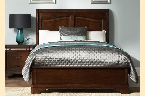 Liberty Alexandria Queen Sleigh Bed