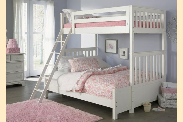 Liberty Arielle Youth Twin Over Full Bunk Bed