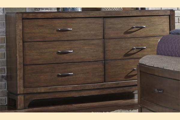 Liberty Avalon III Six Drawer Dresser