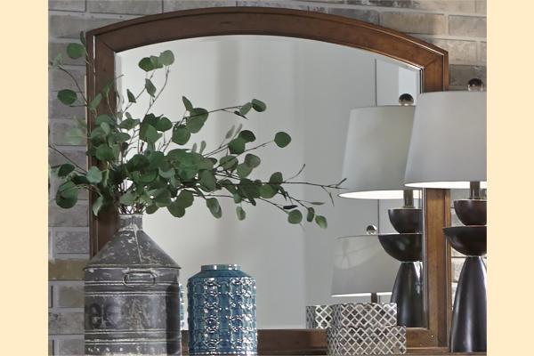 Liberty Avalon III Arched Mirror
