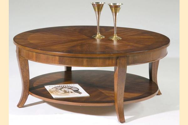 Liberty Bradshaw Round Cocktail Table