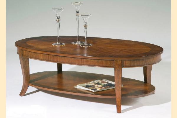 Liberty Bradshaw Oval Cocktail Table