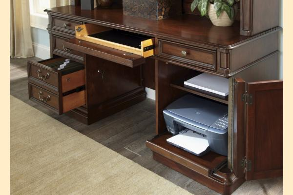 Liberty Brayton Manor Jr. Jr. Executive Credenza