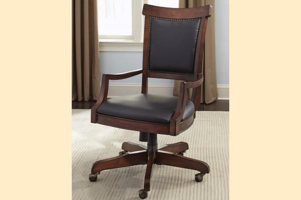 Liberty Brayton Manor Jr. Jr. Executive Desk Chair