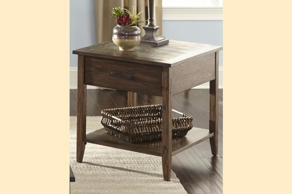 Liberty Brookstone End Table