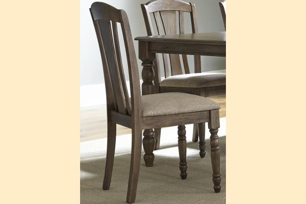 Liberty Candlewood Slat Back Side Chair