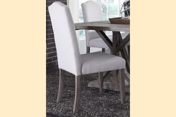 Liberty Carolina Lakes Upholstered Side Chair-Tan