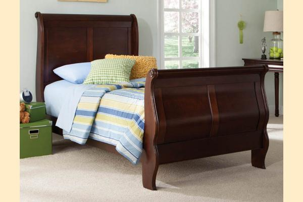 Liberty Carriage Court Youth Twin Sleigh Bed