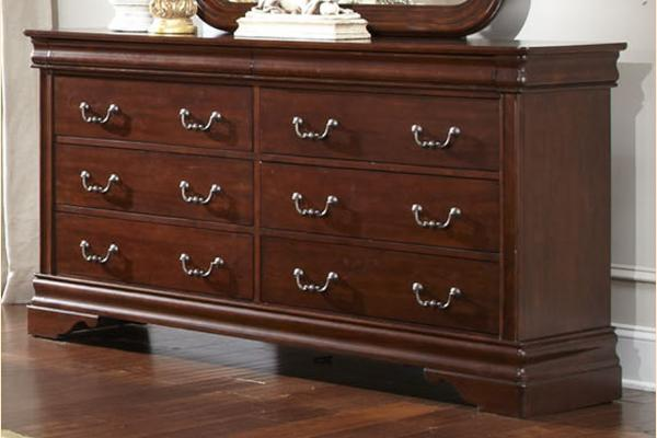 Liberty Carriage Court Eight Drawer Dresser