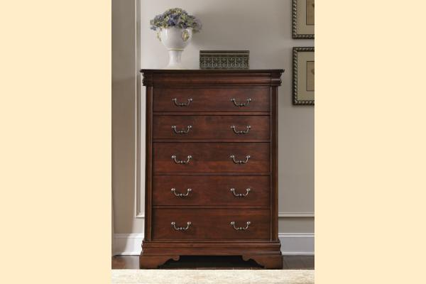 Liberty Carriage Court Six Drawer Chest
