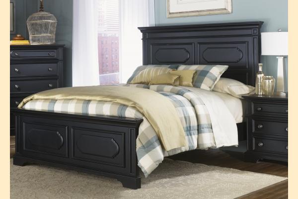 Liberty Carrington II Queen Panel Bed
