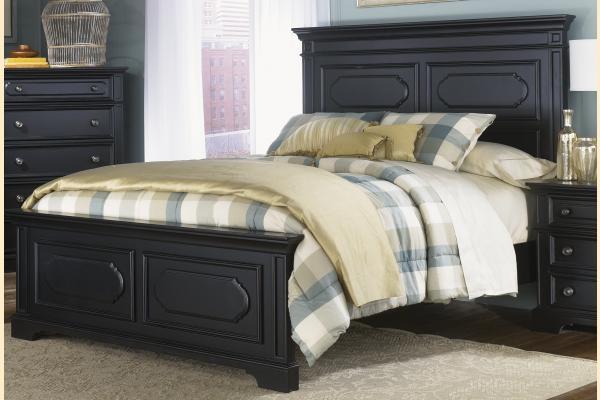 Liberty Carrington II King Panel Bed