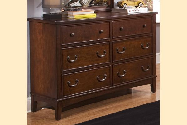 Liberty Chelsea Square Youth Double Dresser