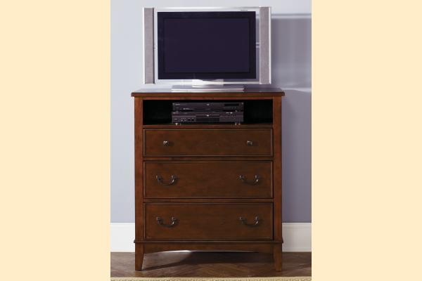 Liberty Chelsea Square Youth 3 Drawer Chest
