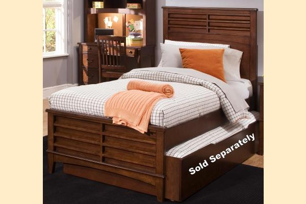 Liberty Chelsea Square Youth Twin Panel Bed
