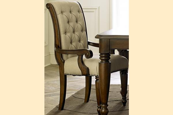 Liberty Cotswold Upholstered Arm Chair